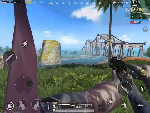 Pubg Mobile First Solo Gameplay Fpp Win 40 Ios Gameplay Maps Sanhok