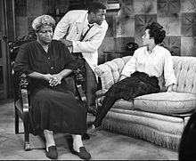 Differences in the play and movie versions of A Raisin in the Sun?