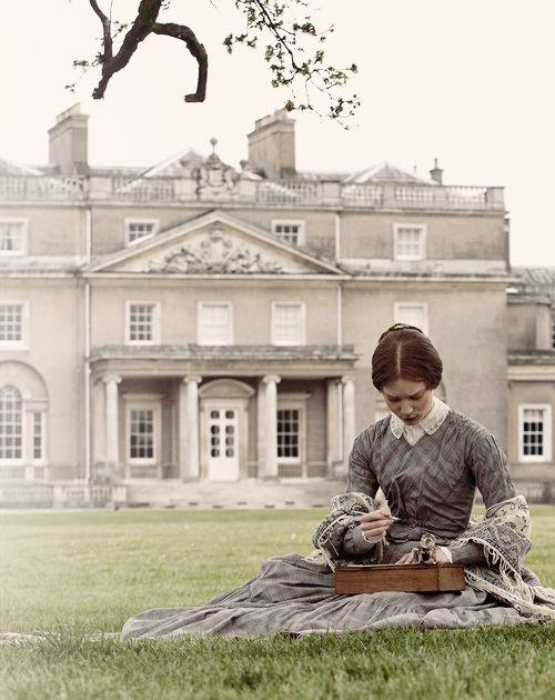 Mia Wasikowska as Jane Eyre (2011)