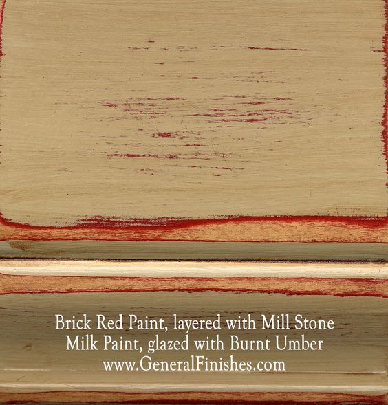 Milk paint furniture projects and glaze on pinterest for Stone spray paint projects