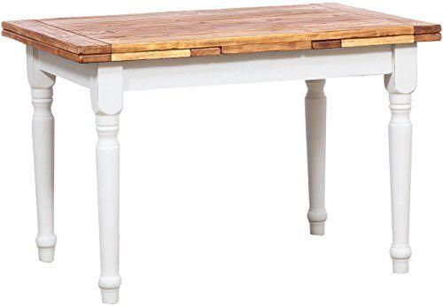 Table Extensible En Tilleul Massif 120x80 Cm Amazon Fr Cuisine