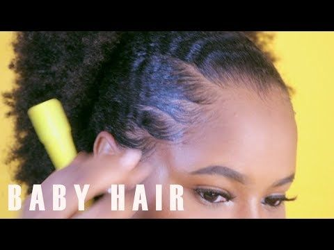 Como Fazer Baby Hair Youtube Baby Hairstyles Toddler Hair Hair