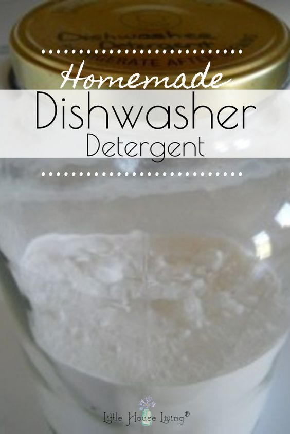 Homemade Dishwasher Detergent Homemade Dishwasher Detergent Homemade Detergent Homemade Dish Detergent