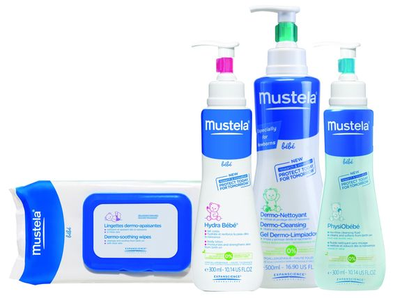 Enter to win the ultimate prize package from Mustela Skincare! ($325 value) #contest #giveaway