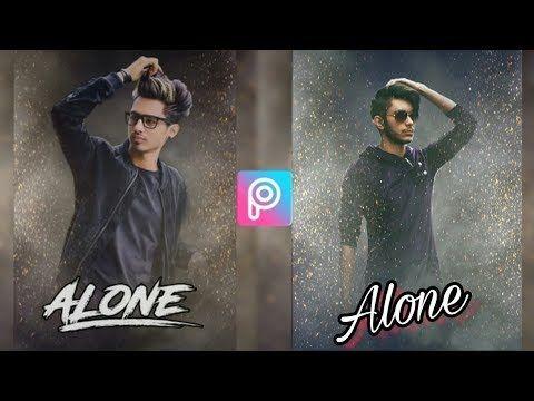 Picsart Alone Boy Movie Poster Effect Picsart Editing Tutorial Picsart Editing New Style Youtube In 2020 Movies For Boys Editing Tutorials Movie Posters