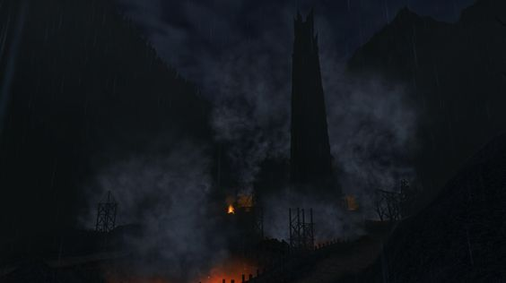 Orthanc image - MERP | Middle-Earth Roleplaying Project Mod for Oblivion
