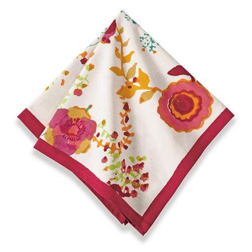 Treetop Napkins, Set of 6 (Multi)