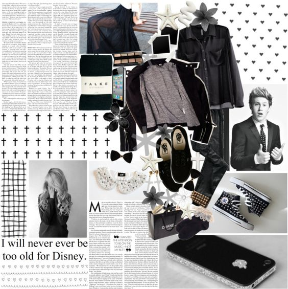 """""""Template"""" by chiaraisawallflower ❤ liked on Polyvore"""