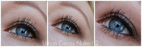 UD Naked Look + MAC Flocking Fabulous Lipstick