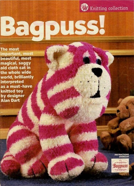 Bagpuss pattern   Knitting   Pinterest   Libraries, Album ...