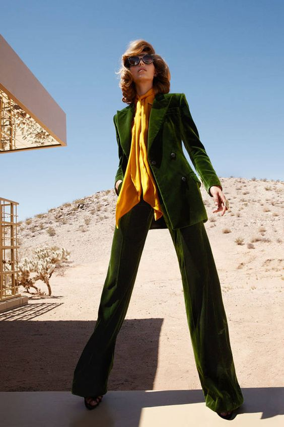 Fall Has Landed: Neutral Territory - Harpers Bazaar - Emilio Pucci, Tom Ford and Chloé