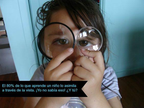 Mucho OJO con la #SaludVisual en los niños. Lee y entérate dónde aprender más: http://www.lafamiliacool.com/ojo-con-los-problemas-de-la-vista-en-los-ninos/?utm_content=bufferc925c&utm_medium=social&utm_source=pinterest.com&utm_campaign=buffer  #LaFamiliaCool