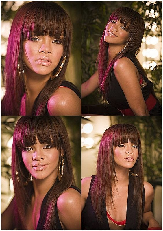 Rihanna - Photoshoot Los Angeles 2006