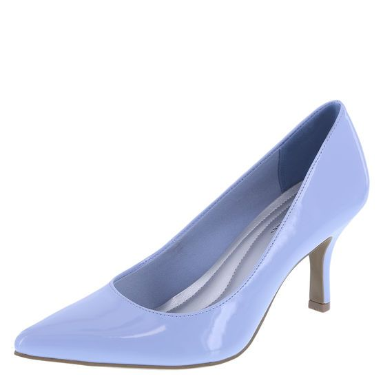 Women's Janine Pointy Toe PumpWomen's Janine Pointy Toe Pump, Light Blue: