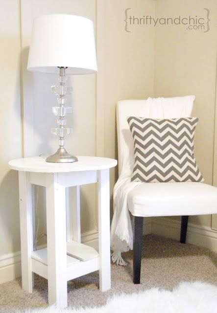 Pinterest the world s catalog of ideas for Diy small nightstand