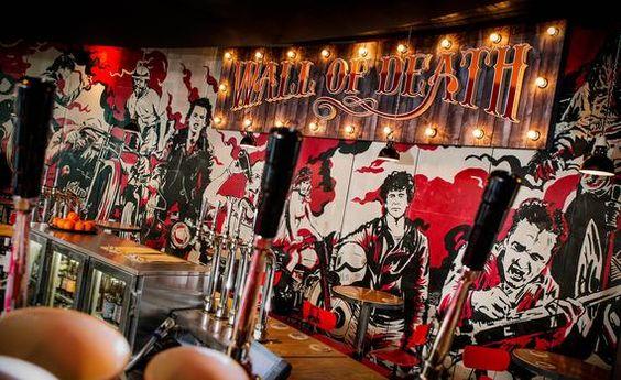 Creative Review - Dat Bar Newcastle