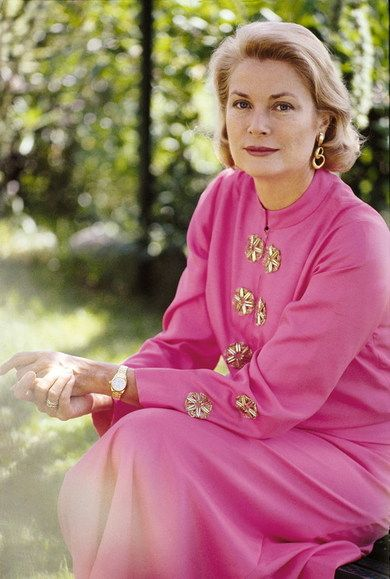 Sept. 14, 1982. Princess Grace of Monaco, formerly actress ...
