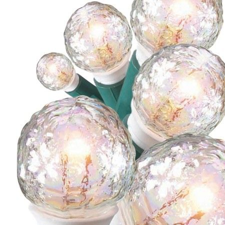 Xhilaration String Lights : Philips 70-Count Faceted Pearl Iridescent String Lights White - Wondershop : Target christmas ...