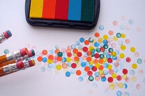 Juega con tus lápices y colores :)