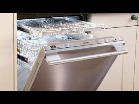 Miele Dishwasher Complete Cleaning Youtube Miele Dishwasher Dishwasher Repair Miele