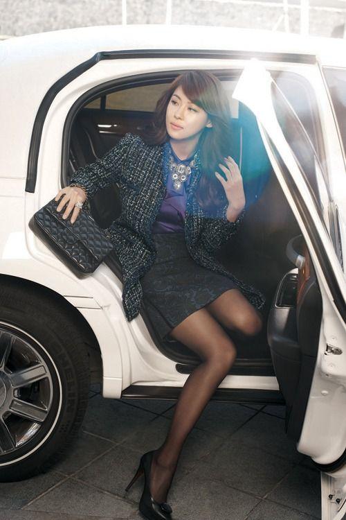 Ha Ji Won for Crocodile Lady