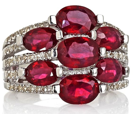 Colleen Lopez Ruby Ring