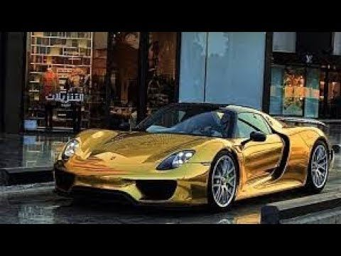 Top 10 Most Expensive Car In The World 2018 2019 Gold Car Most Expensive Car Expensive Cars