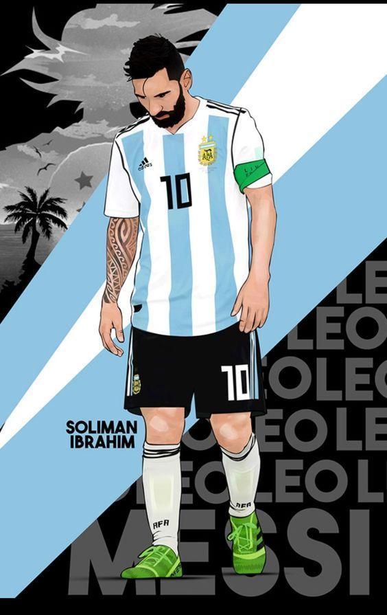 Pin De Majo Carrera En Messi Fotos De Messi Lionel Messi Messi