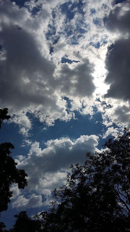 خلفيات تمبلر ايفون جوال بايو هيدرات هيدر خلفية افتارات Diy طبيعيه سوداء اسود Tumblr حلوة خلف Sky Photography Blue Sky Photography Sky Aesthetic