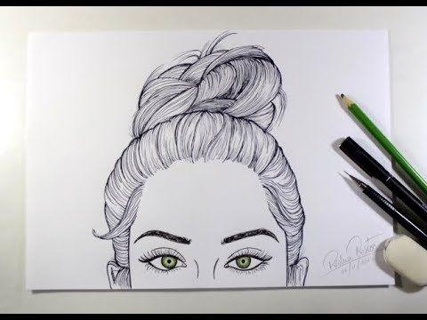 Como Desenhar Garota Estilo Tumblr 13 Desenhos Estilos Tumblr