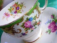 Rose Cottage Chá