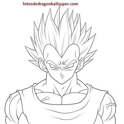 Super Imagenes Para Imprimir De Dragon Ball Z Y Para Pintar Paperblog Dibujo De Goku Dibujos Dragon Para Dibujar