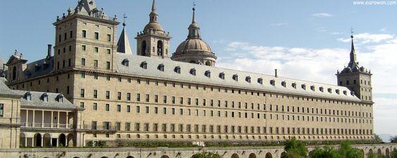 El Escorial.