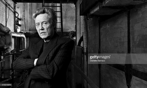 Actor Christopher Walken is photographed for Self Assignment in 2011.
