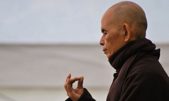For things to reveal themselves to us, we need to be ready to abandon our views about them. - Thich Nhat Hanh: