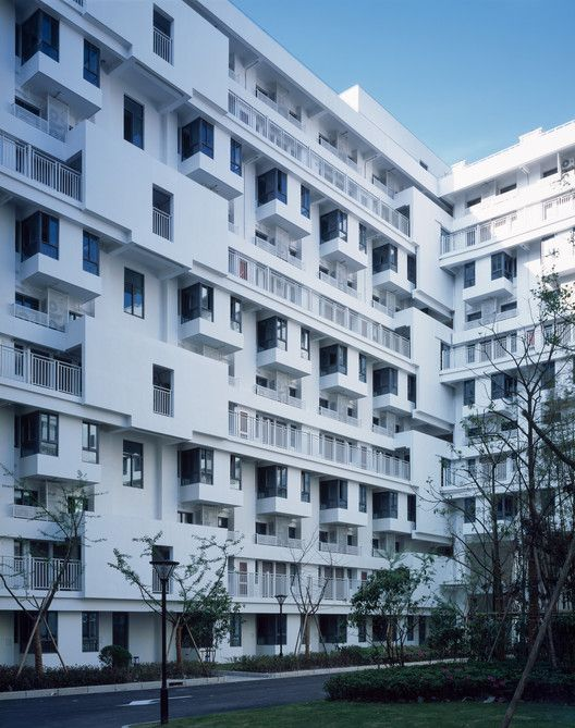 Gallery Of Longnan Garden Social Housing Estate Atelier Gom 13 Social Housing Longnan Estates