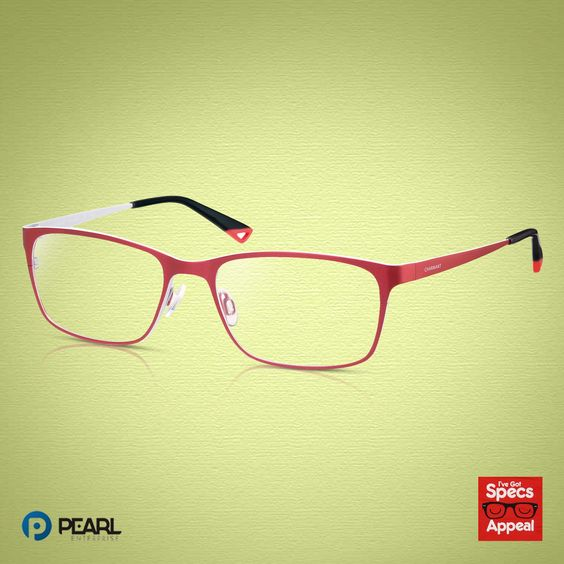 Get 'Red-y' for the #Weekend ! :D #SpecsAppeal