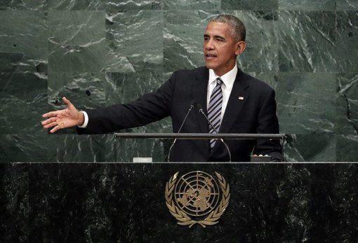 Obama lobt Merkels Flüchtlingspolitik den dei USA machen den Muell Merkel raeumt ihm weg,