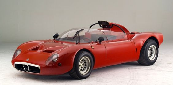 The Alfa Romeo Tipo 33 Collection