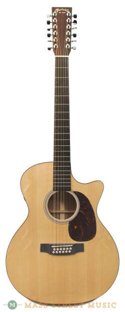 Martin Acoustic Guitars - GPC12PA4 12-String | Reverb