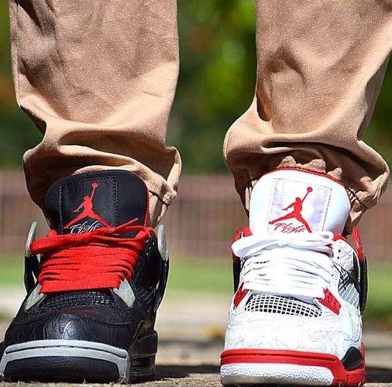 Air Jordans Schoenen