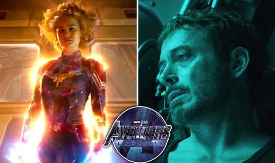 Captain Marvel and Iron Man are going to play crucial role in End Game