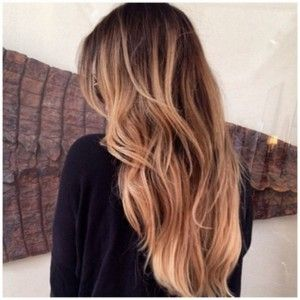 caramel highlights brown hair and warm brown hair on