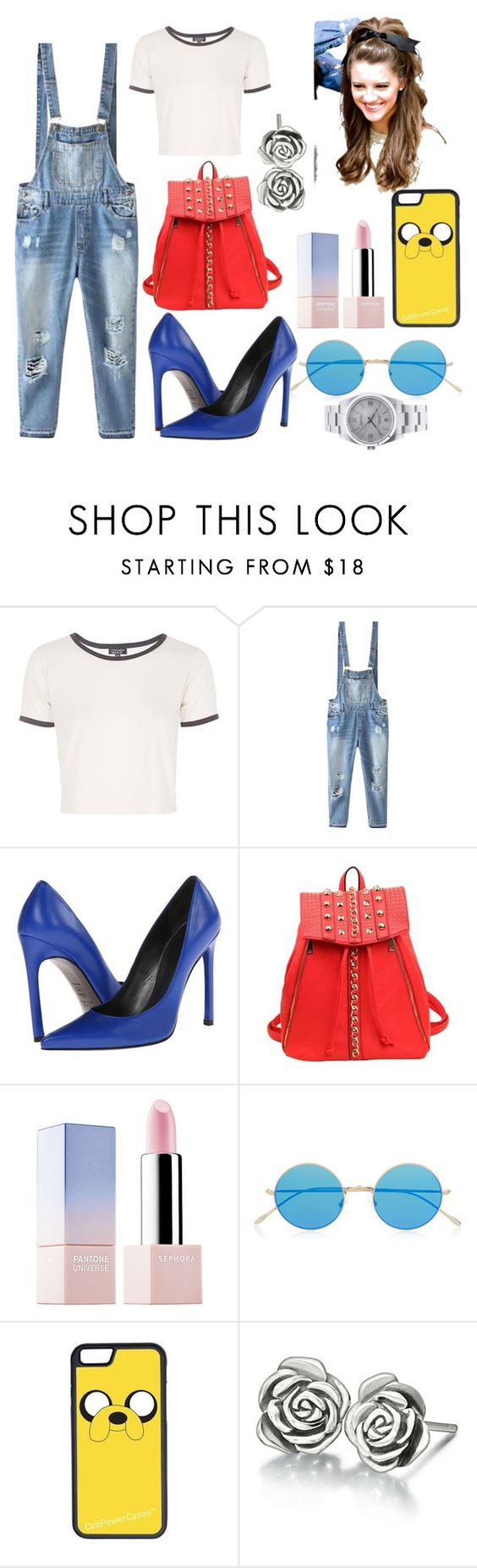 """""""serenay style happy ied sabah"""" by erguclu ❤ liked on Polyvore featuring Topshop, Relaxfeel, Stuart Weitzman, Sephora Collection, Illesteva, CellPowerCases, Chamilia and Rolex"""