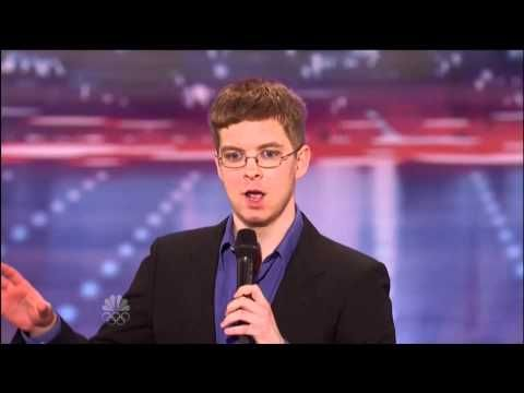 Jacob Williams, Auditions ~ America's Got Talent 2012