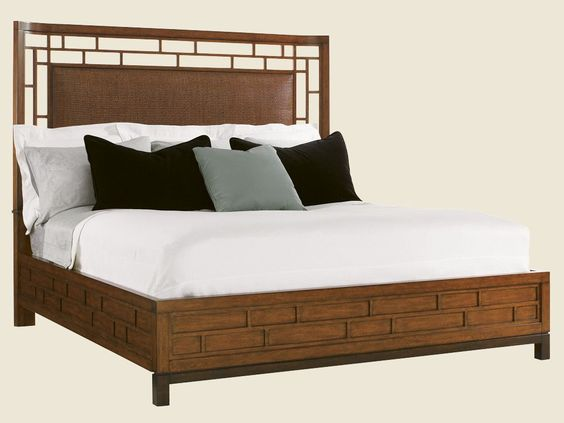 Ocean Club Queen Paradise Point Bed by Tommy Bahama
