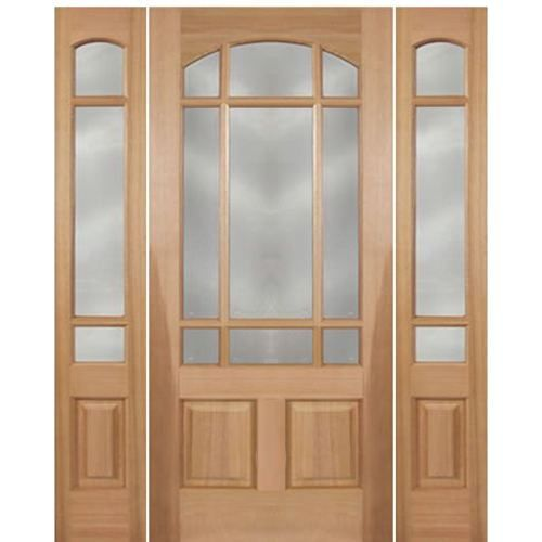 M329 1 2 Mahogany Entry Doors Main Door Design Entry Doors