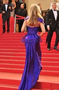 Festival de Cannes Day 10. #Cannes2012 This infinite glamour defies the rain