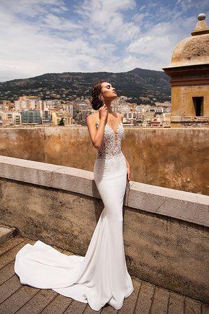 Pin On Cote D Azur Collection Viero Bridal
