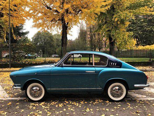 1959 Very Rare Fiat 600 Rendez Vous Vignale Coupe For Sale Car